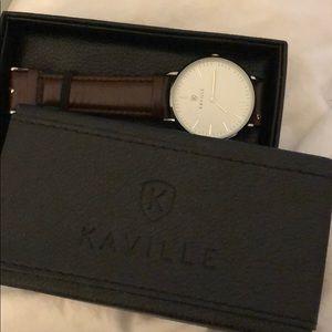 KAVILLE Accessories - Men's watch (mint condition)